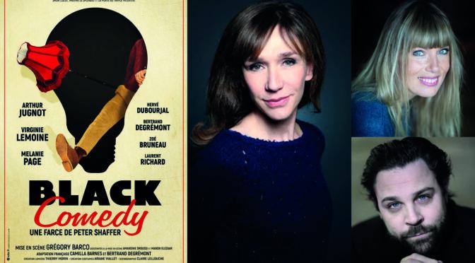 Black comedy <BR> VEN. 14 JANV. 2022 > 20 H 30